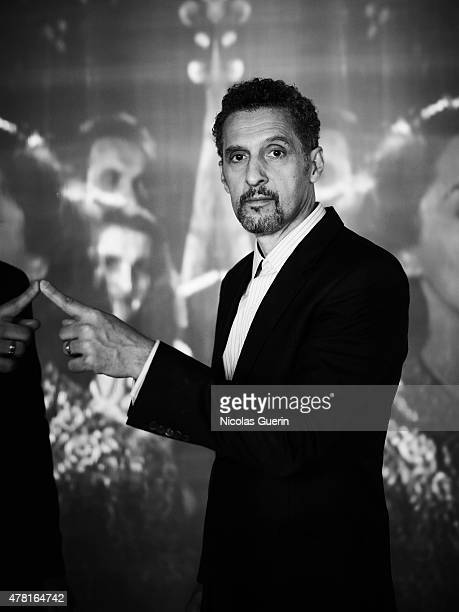 Actor John Turturro is photographed for Self Assignment on May 15 2015 in Cannes France