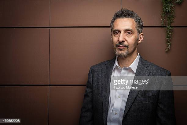 Actor John Turturro is photographed for The Hollywood Reporter on May 15 2015 in Cannes France