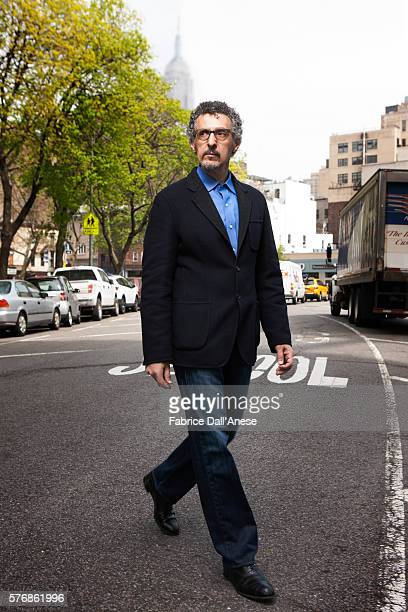 Actor John Turturro is photographed for Vanity Faircom on April 19 2016 in New York City
