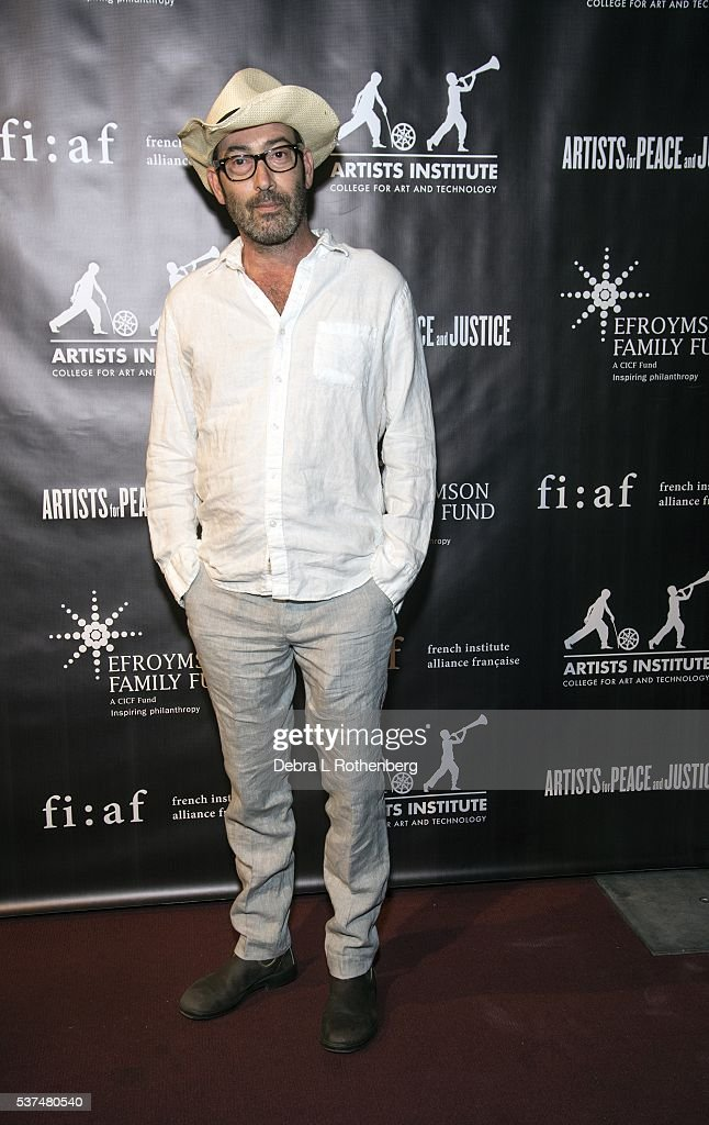 Actor John Ventimiglia attends the French Institute Alliance Francaise and Artists for Peace and Justice 'Haiti Optimiste' event at Florence Gould Hall on June 1, 2016 in New York City.