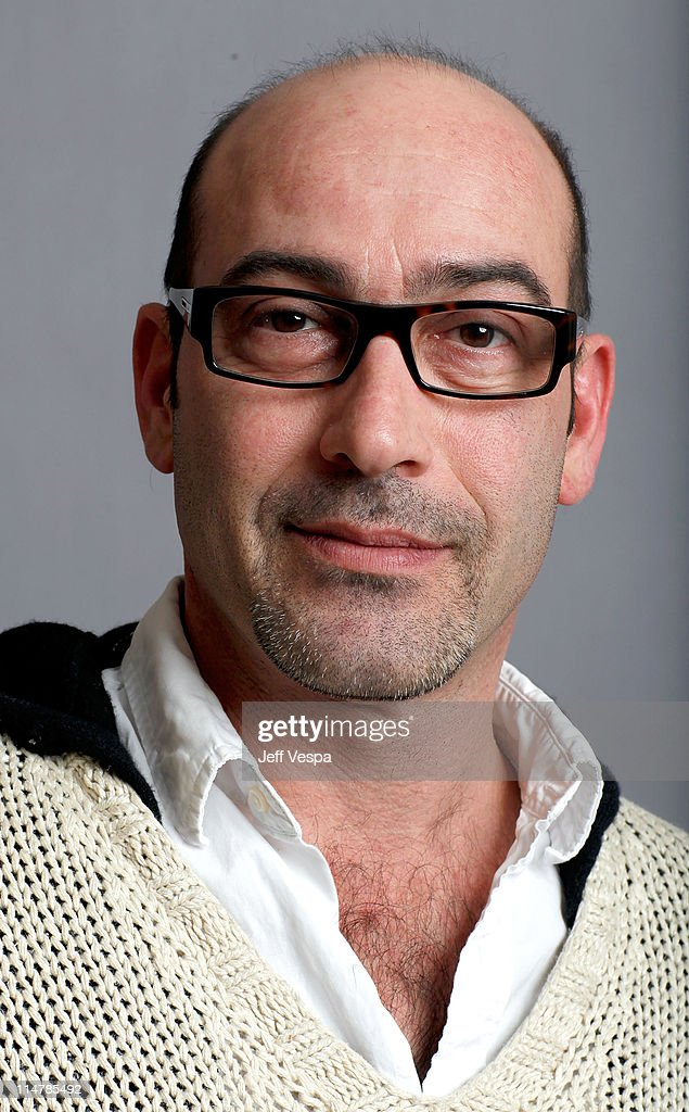 Actor John Ventimiglia poses for a portrait during the 2009 Sundance Film Festival held at the Film Lounge Media Center on January 17, 2009 in Park City, Utah.