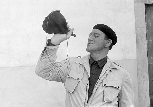 John Wayne In Spain
