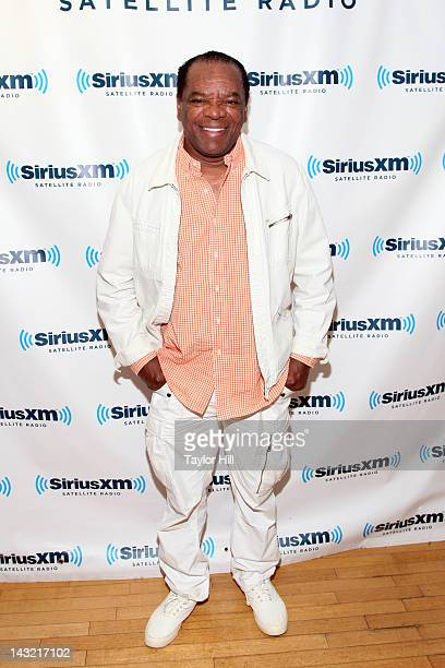 Actor John Witherspoon visits SiriusXM Studio on April 20, 2012 in New York City.