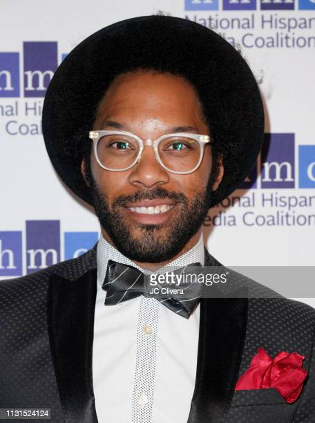 Actor Johnathan Fernandez attends the 22nd Annual National Hispanic Media Coalition Impact Awards Gala at Regent Beverly Wilshire Hotel on February...