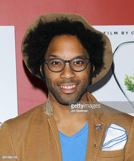 Actor Johnathan Fernandez attends the 'Time To Choose' New York screening at Landmark's Sunshine Cinema on June 1 2016 in New York City