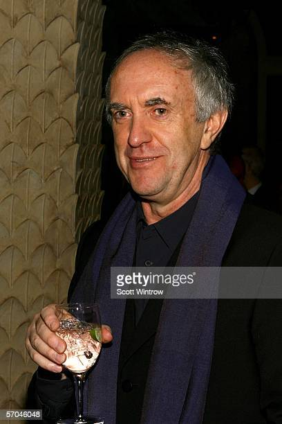 Actor Johnathan Pryce attends the 2nd Annual Opening Night Of Dirty Rotten Scoundrels afterparty at Madame Tussauds on March 09 2006 in New York City