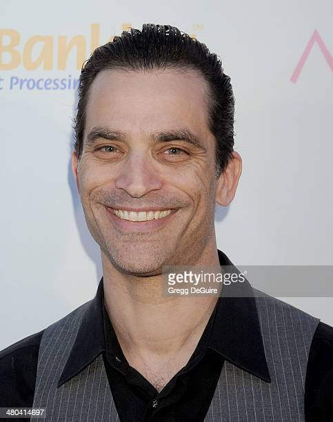 Actor Johnathon Schaech arrives at the Youth For Human Rights International Celebrity Benefit at Beso on March 24 2014 in Hollywood California
