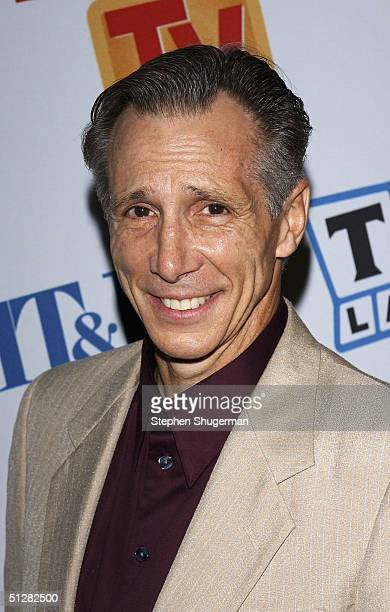 Actor Johnny Crawford attends the Museum of Television and Radio Cocktail Party on September 9 2004 at The Museum of Television and Radio in Beverly...