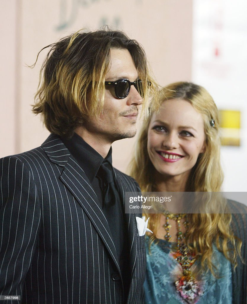 Johnny Depp: Past Romances