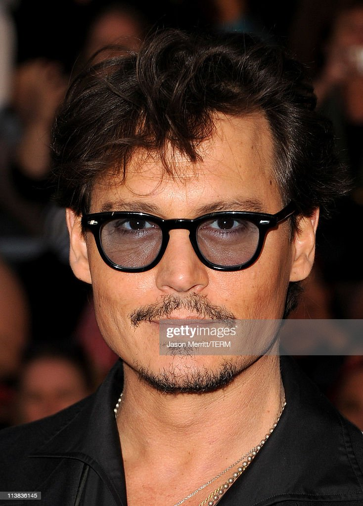 Actor Johnny Depp arrives at premiere of Walt Disney Pictures' 'Pirates of the Caribbean: On Stranger Tides' held at Disneyland on May 7, 2011 in Anaheim, California. Proceeds from the world premiere of Walt Disney Pictures' 'Pirates Of The Caribbean: On Stranger Tides' will benefit the Boys & Girls Clubs of America.