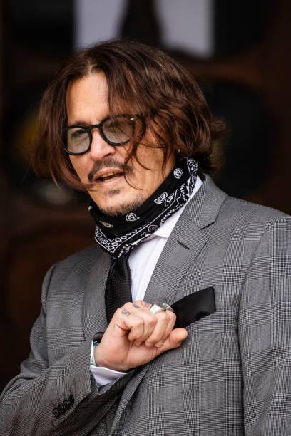 GBR: Depp Libel Trial Resumes In London