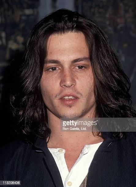 johnny depp 1993 foto e immagini stock getty images
