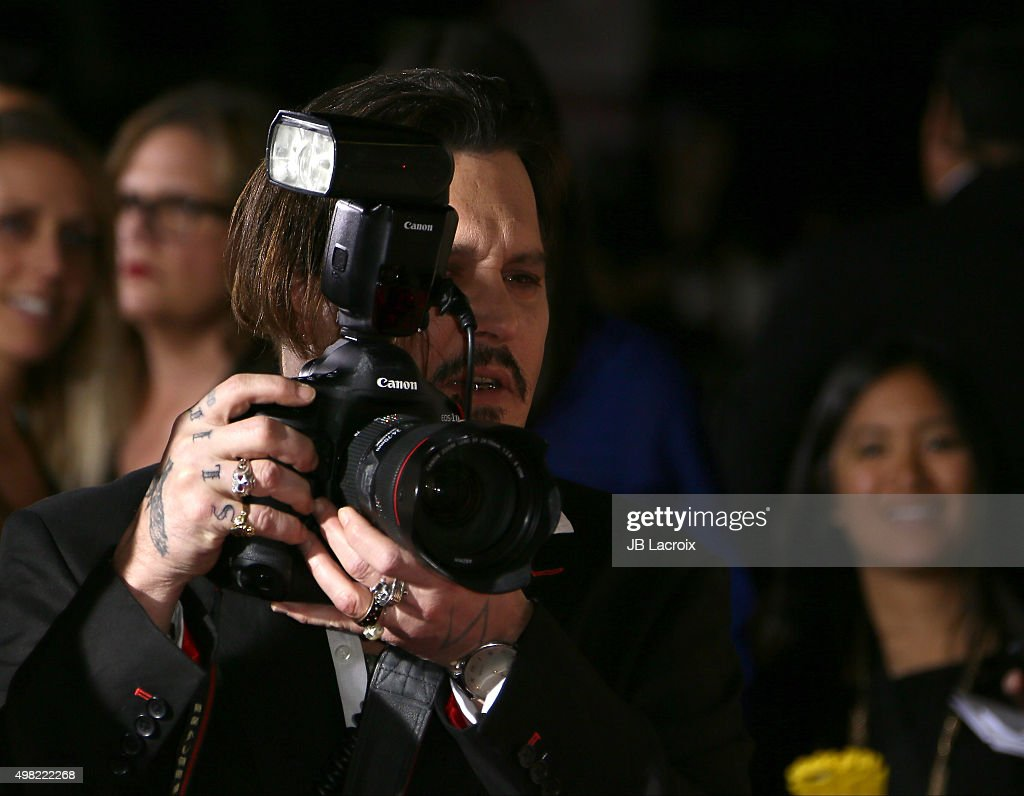 """Premiere Of Focus Features' """"The Danish Girl"""" - Arrivals : News Photo"""