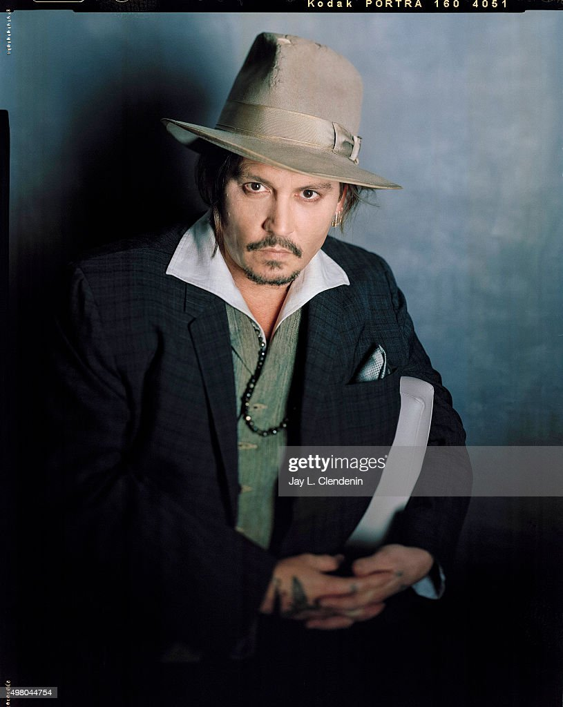 Johnny Depp, Los Angeles Times, November 19, 2015