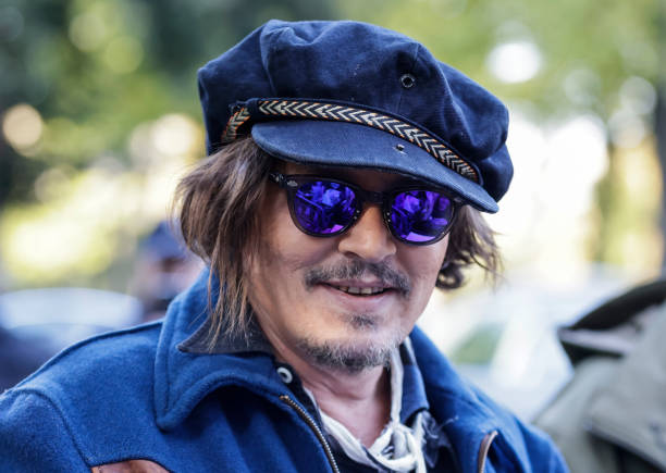 SRB: Johnny Depp Promotes Animated Series Puffins Which Has Been Produced In  Serbia