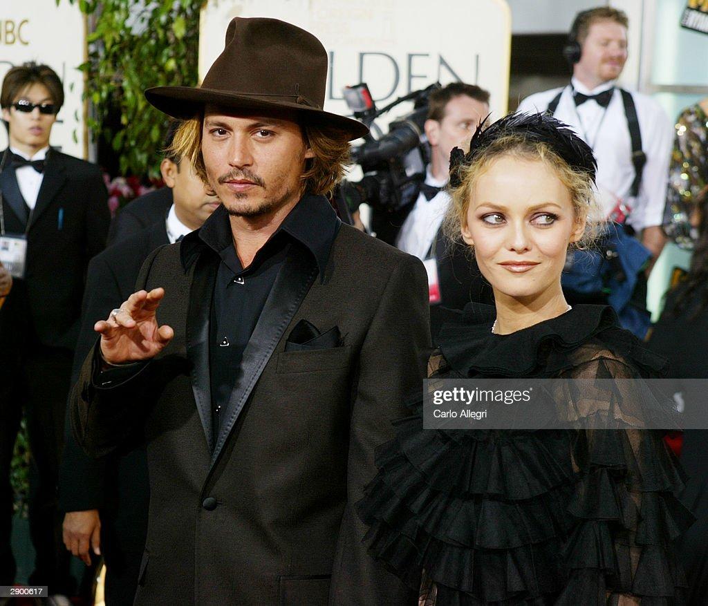61st Annual Golden Globes Awards - Arrivals