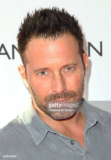 Actor Johnny Messner attends The 2014 American Film Market at the Loews Santa Monica Beach Hotel on November 6 2014 in Santa Monica California