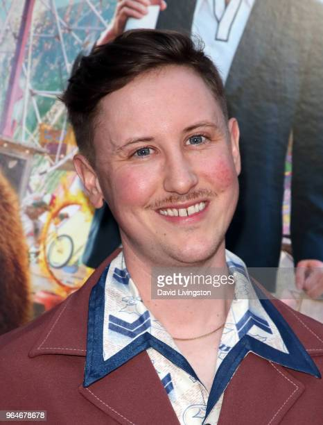 Actor Johnny Pemberton attends the premiere of Paramount Pictures' 'Action Point' at ArcLight Hollywood on May 31 2018 in Hollywood California
