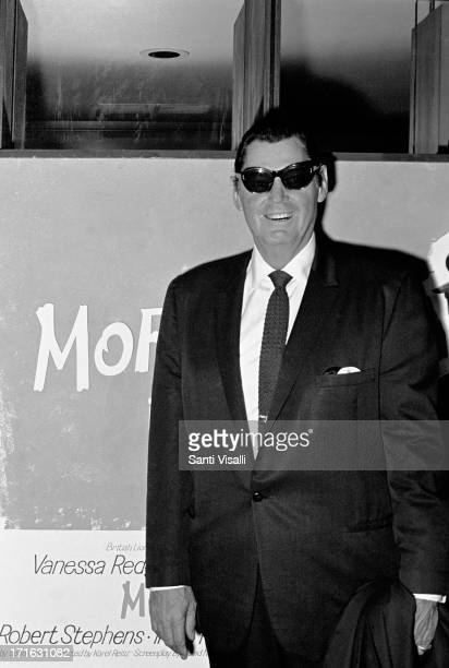 Actor Johnny Weissmuller posing for a photo on April 41967 in New York New York