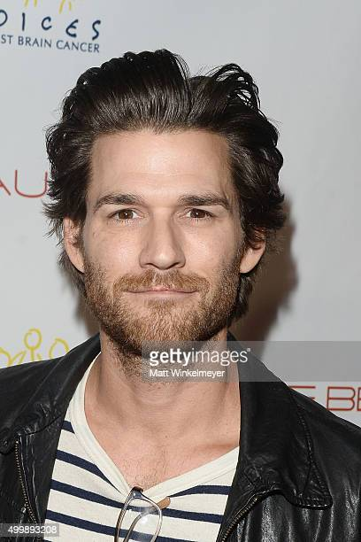 Actor Johnny Whitworth arrives at 'The Beauty Book For Brain Cancer' Edition 2 Launch Party at Le Jardin on December 3 2015 in Hollywood California