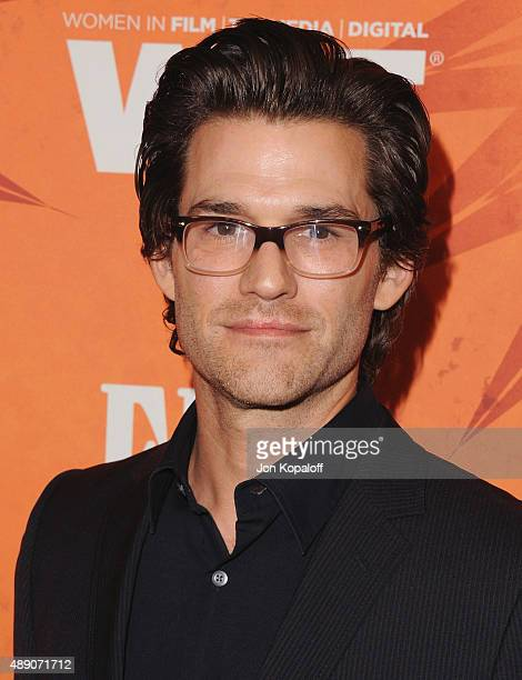 Actor Johnny Whitworth arrives at the Variety And Women In Film Annual Pre-Emmy Celebration at Gracias Madre on September 18, 2015 in West Hollywood,...