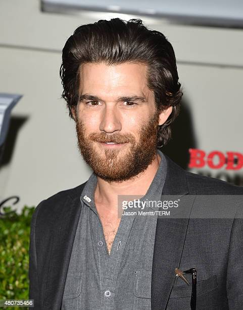 Actor Johnny Whitworth attends BODY at ESPYs at Milk Studios on July 14 2015 in Hollywood California
