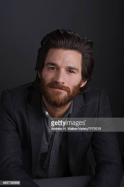 Actor Johnny Whitworth is photographed for Variety at the Tribeca Film Festival on April 19 2015 in New York City