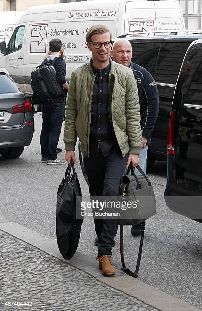 Actor Joko Klaas sighted at Hotel de Rome on March 24 2015 in Berlin Germany