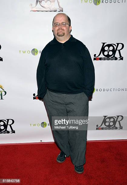 Actor Jon Baggio attends the premiere of JR Productions' Halloweed at TCL Chinese 6 Theatres on March 15 2016 in Hollywood California