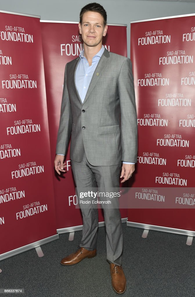 Actor Jon Beavers poses for portrait at SAG-AFTRA Foundation Conversations screening of 'The Long Road Home' at SAG-AFTRA Foundation Screening Room on October 30, 2017 in Los Angeles, California.
