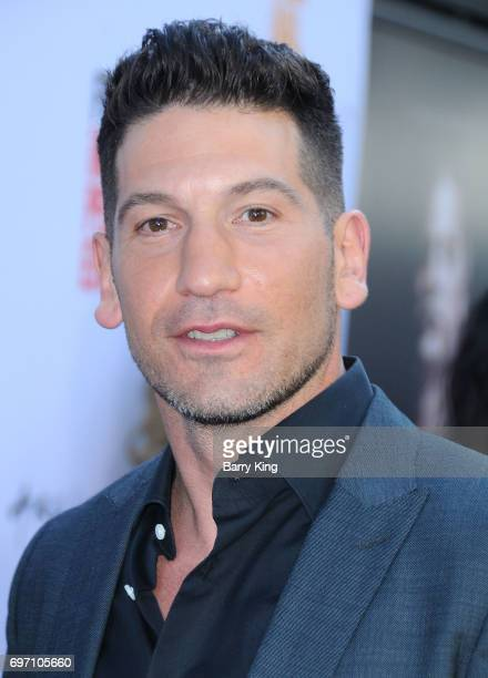 Actor Jon Bernthal attends the 2017 Los Angeles Film Festival - Gala Screening Of 'Shot Caller' at Arclight Cinemas Culver City on June 17, 2017 in...