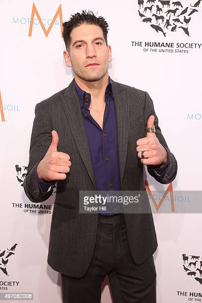 Actor Jon Bernthal attends The Humane Society Gala at Cipriani 42nd Street on November 13, 2015 in New York City.