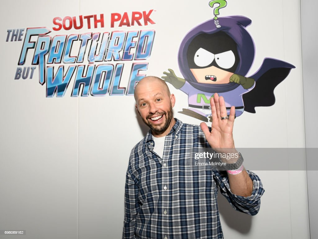 Actor Jon Cryer attends E3 2017 at Los Angeles Convention Center on June 14, 2017 in Los Angeles, California.