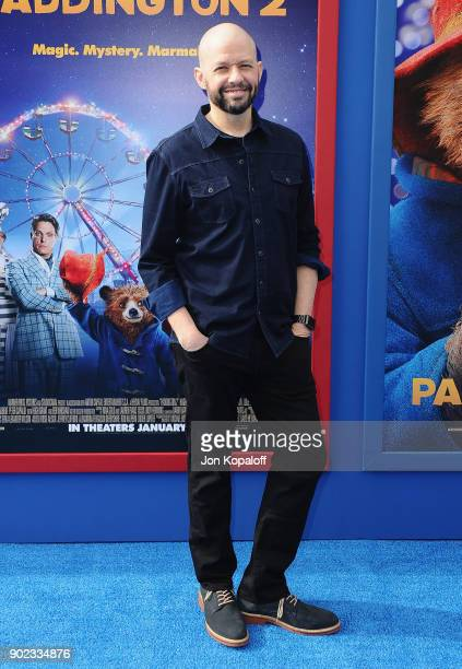 Actor Jon Cryer attends the Los Angeles Premiere 'Paddington 2' at Regency Village Theatre on January 6 2018 in Westwood California