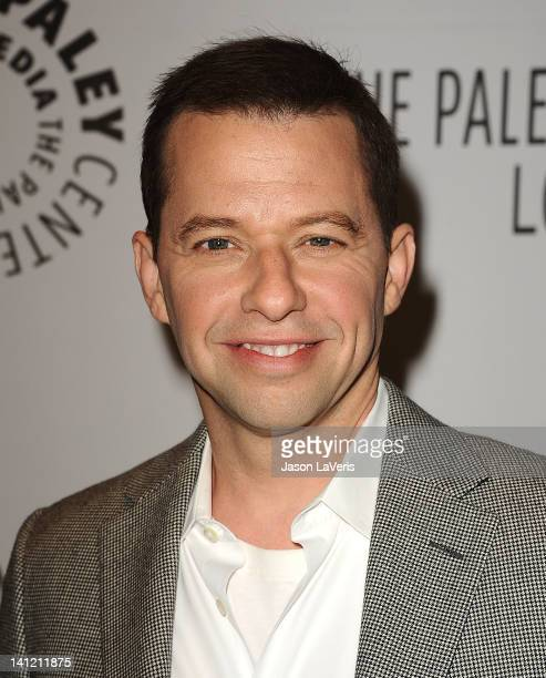 Actor Jon Cryer attends the Two And A Half Men event at PaleyFest 2012 at Saban Theatre on March 12 2012 in Beverly Hills California