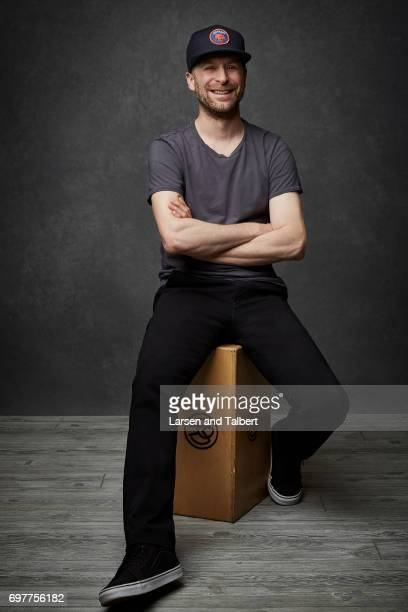 Actor Jon Glaser from HBO's 'Girls' is photographed for Entertainment Weekly Magazine on June 10 2017 in Austin Texas