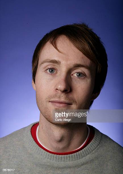 """Actor Jon Gries of the film """"Napoleon Dynamite"""" poses for portraits during the 2004 Sundance Film Festival January 17, 2004 in Park City, Utah."""