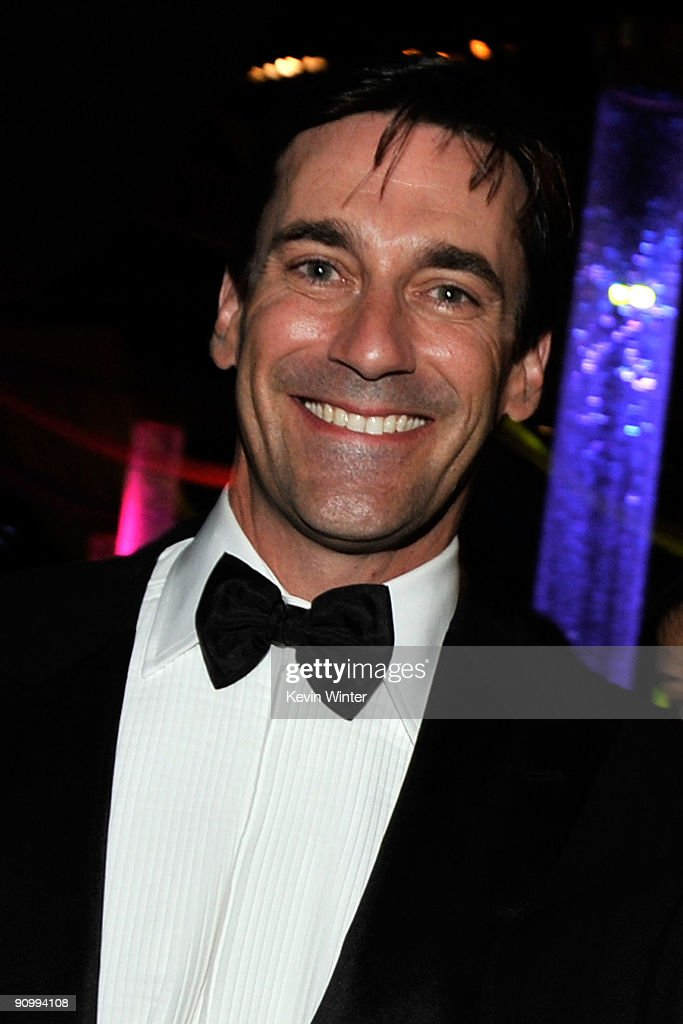 Actor Jon Hamm attends the Governors Ball for the 61st Primetime Emmy Awards held at the Los Angeles Convention Center on September 20, 2009 in Los Angeles, California.