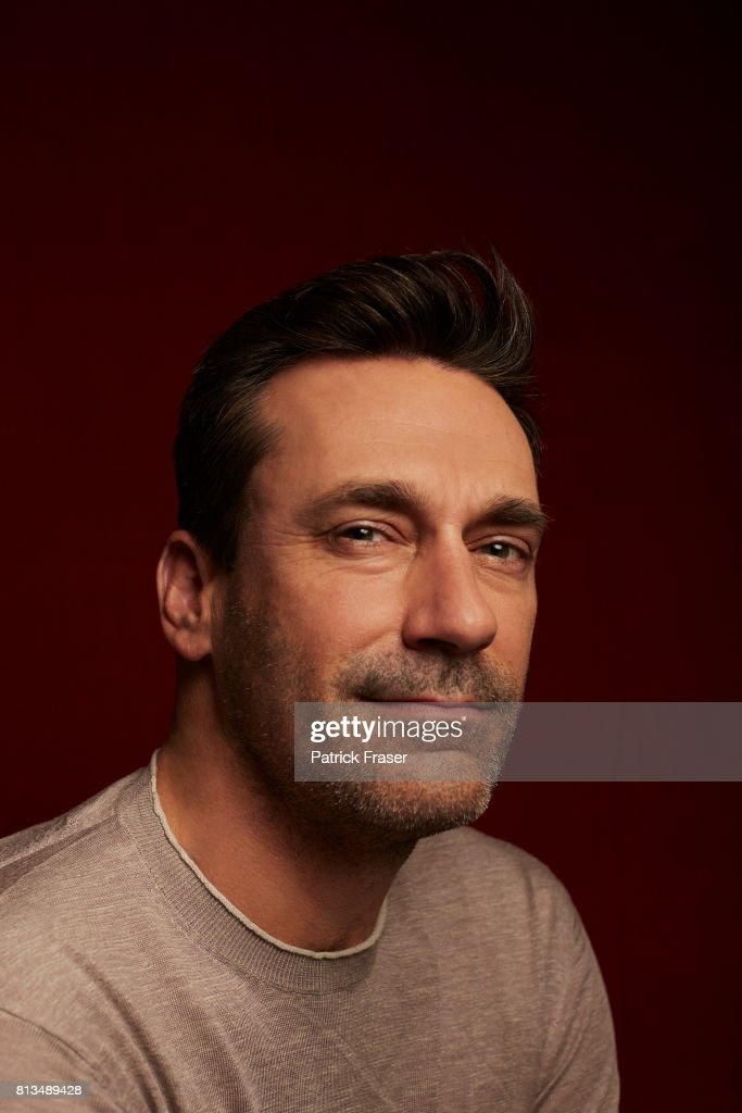 Actor Jon Hamm is photographed for The Observer Magazine on June 6, 2017 in Los Angeles, California.