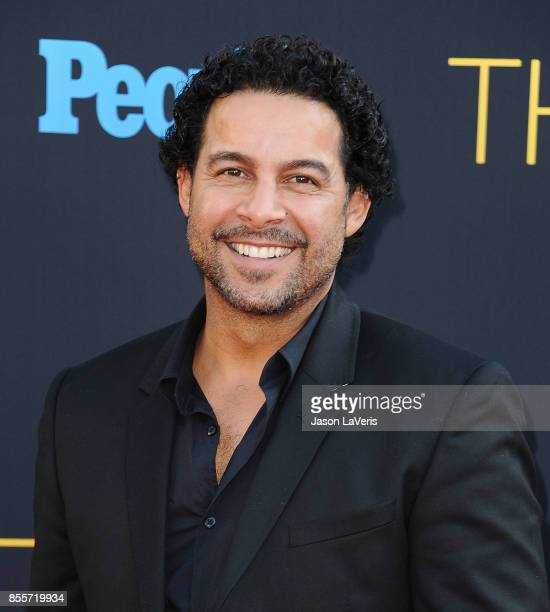 Actor Jon Huertas attends the season 2 premiere of 'This Is Us' at NeueHouse Hollywood on September 26 2017 in Los Angeles California