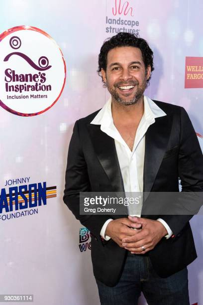 Actor Jon Huertas attends the Shane's Inspiration's 20th Anniversary Gala at Vibiana on March 10 2018 in Los Angeles California