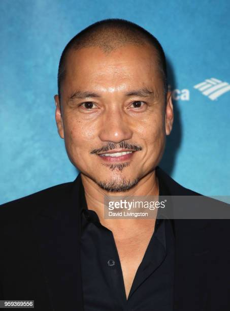 Actor Jon Jon Briones attends the opening night of 'Soft Power' presented by the Center Theatre Group at the Ahmanson Theatre on May 16 2018 in Los...