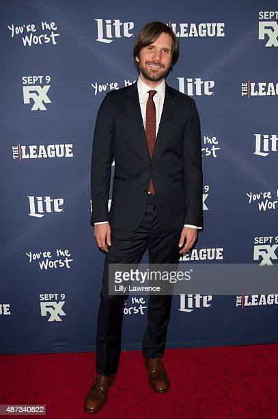 """Actor Jon Lajoie attends the premiere of FXX's """"The League"""" Final Season and """"You're The Worst"""" 2nd Season at Regency Bruin Theater on September 8,..."""