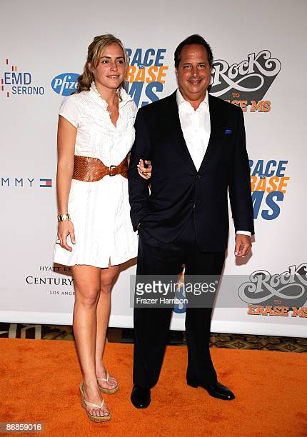 Actor Jon Lovitz arrives at the 16th Annual Race to Erase MS event themed Rock To Erase MS cochaired by Nancy Davis and Tommy Hilfiger at the Hyatt...