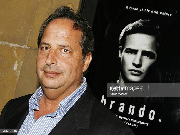 Actor Jon Lovitz arrives at the premiere screening of Turner Classic Movies Brando at the Egyptian Theater on April 17 2007 in Los Angeles California