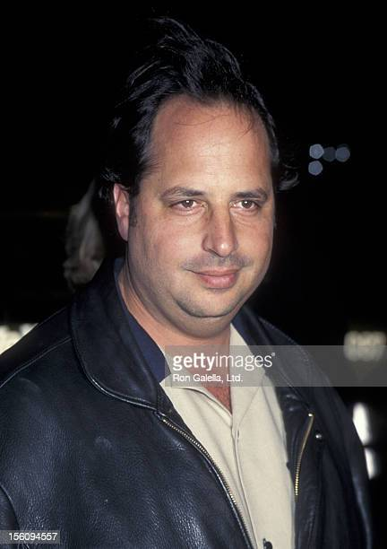 Actor Jon Lovitz attending the premiere of 'From Dusk Till Dawn' on January 17 1996 at the Cinerama Dome Theater in Hollywood California