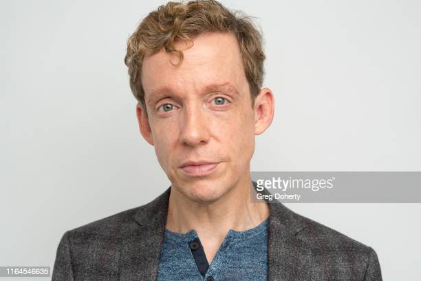 Actor Jon Paul Burkhart attends the Giveback Day at TAP The Artists Project on July 26 2019 in Los Angeles California