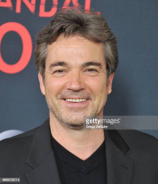 Actor Jon Tenney arrives at ABC's Scandal 100th Episode Celebration at Fig Olive on April 8 2017 in West Hollywood California