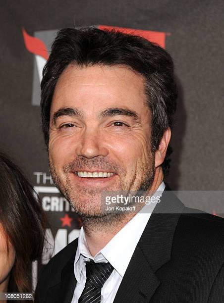 Actor Jon Tenney arrives at the 16th Annual Critics' Choice Awards at the Hollywood Palladium on January 14 2011 in Los Angeles California