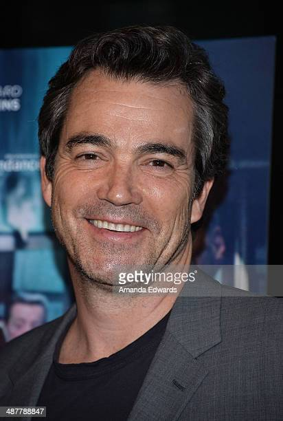 Actor Jon Tenney arrives at the Film Independent at LACMA screening and QA of God's Pocket at the Bing Theatre at LACMA on May 1 2014 in Los Angeles...